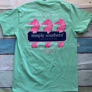 Simply Southern Seahorse Shirt